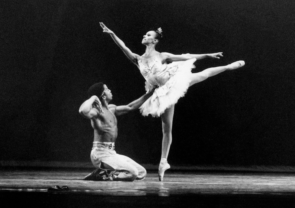 The Dance Theatre of Harlem at the Royal Opera House 1981 © G.B.L. Wilson / Royal Academy of Dance / ArenaPAL