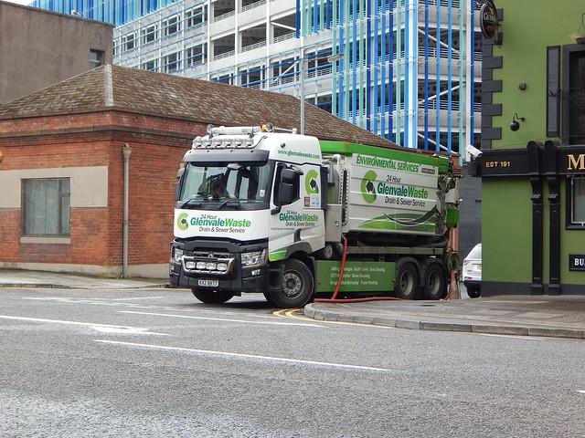 KXZ 8877 - Glenvale Waste Armagh