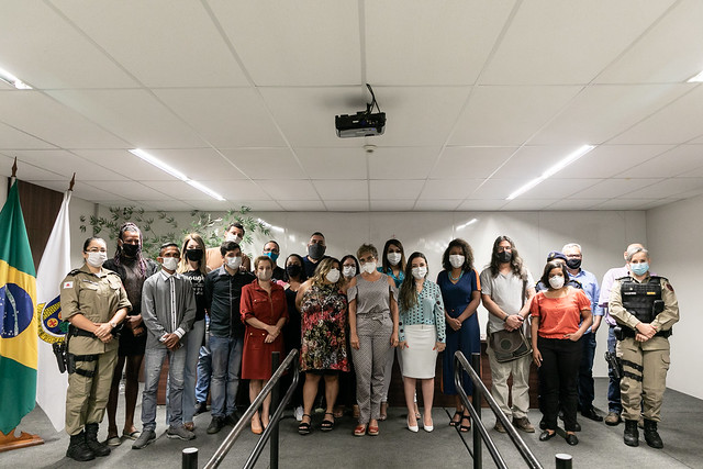 Abertura do Comitê Intersetorial da População em Situação de Rua - 30/09/2021