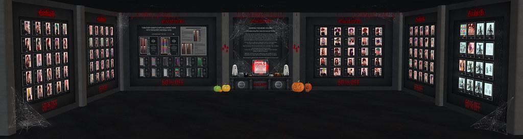 Halloween Shop and Hop
