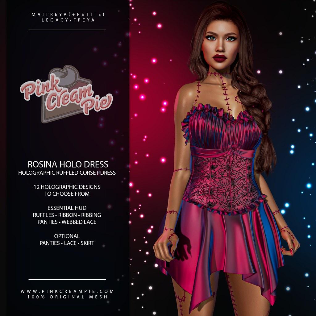 Rosina Holo Dress @ Fly Buy Friday 10-1