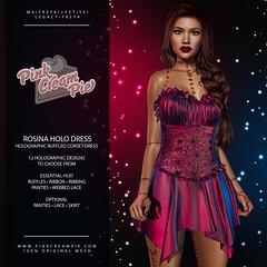 Rosina Holo Dress