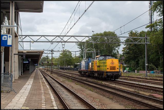 RRF 23 + VR 203-5 // Dordrecht, Station // 11 september 2021