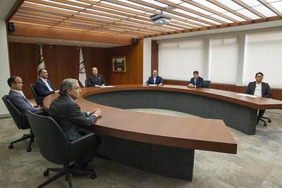 Inauguración del III Foro universitario y empresarial de Energía Anáhuac