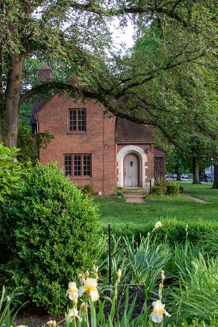 Schiller Park Caretakers Cottage