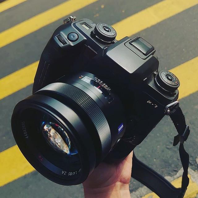 Sony Zeiss 85mm f1.4 ZA SSM 終於入手