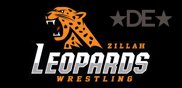 Zillah Leopards Wrestling Gear