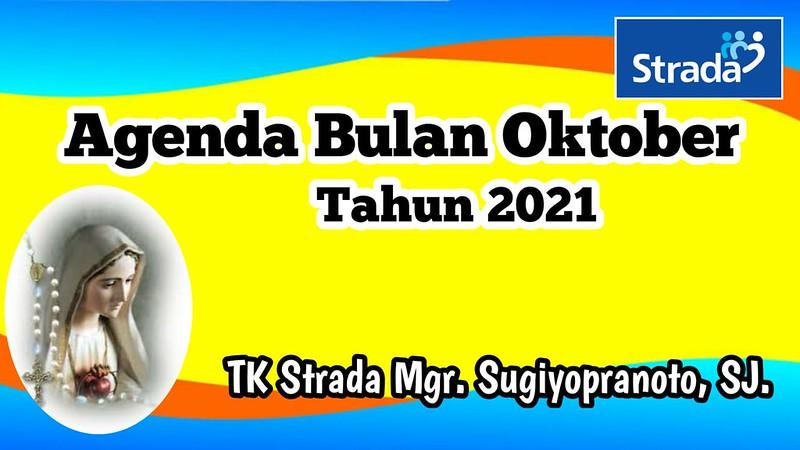 Agenda Bulan Oktober 2021