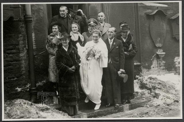 ArchivTappen24Album10r40 Hochzeitsalbum, 1930er