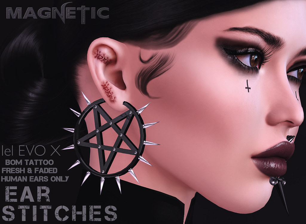 Magnetic – Ear Stitches
