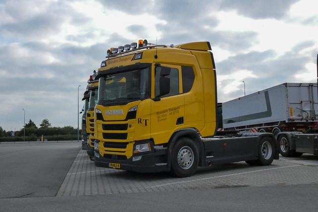 Scania R410NG Reinders Transport Emmen