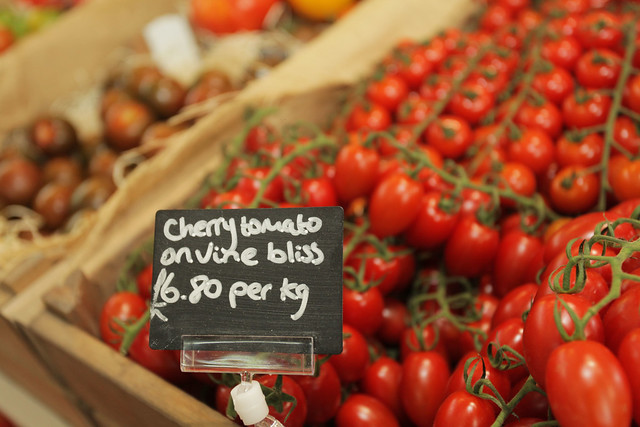 Lovely Cherry Tomatoes