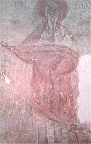 Spas_na_Ilyine_-_Patriarch_Melchizedek