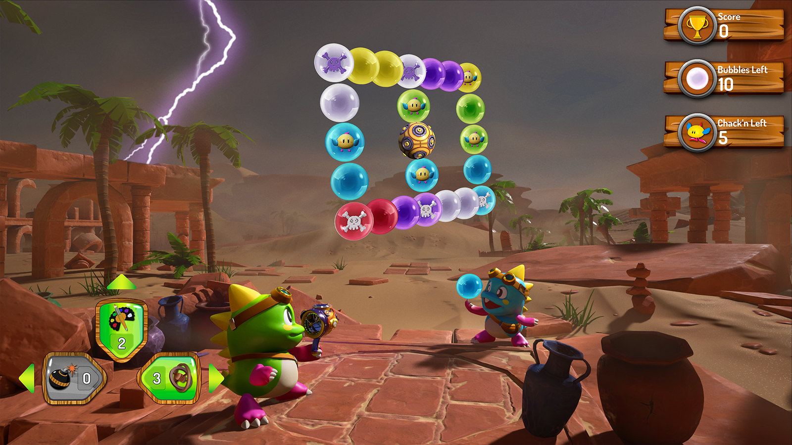 Playstation News: 10 Tips to master Puzzle Bobble 3D: Vacation Odyssey, out tomorrow