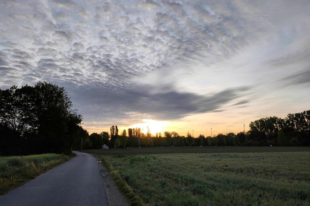 SunriseRun und Farewell Tour für Laufschuhe