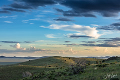 Cloudscape Sunset - Davis Mountains State Park, Texas