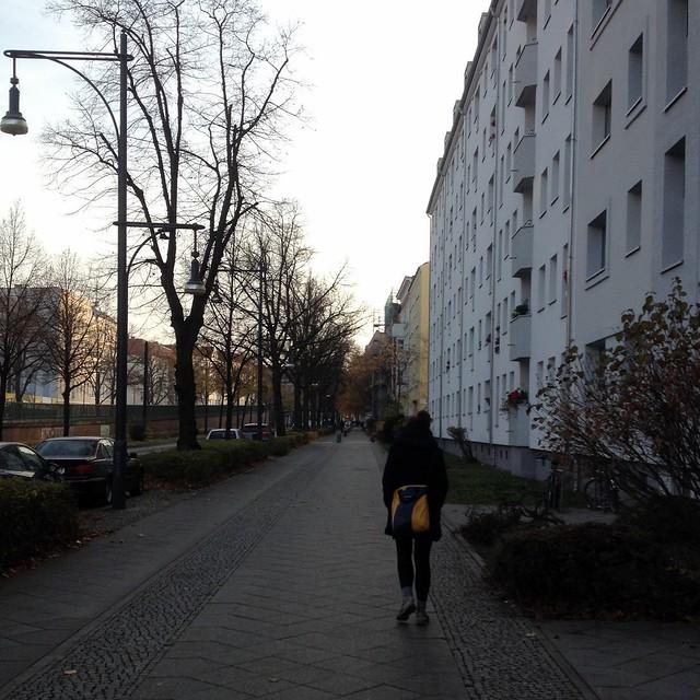 ... mal noch ne Runde ummen Block *237 / Berliner Straße / Prenzlauer Berg