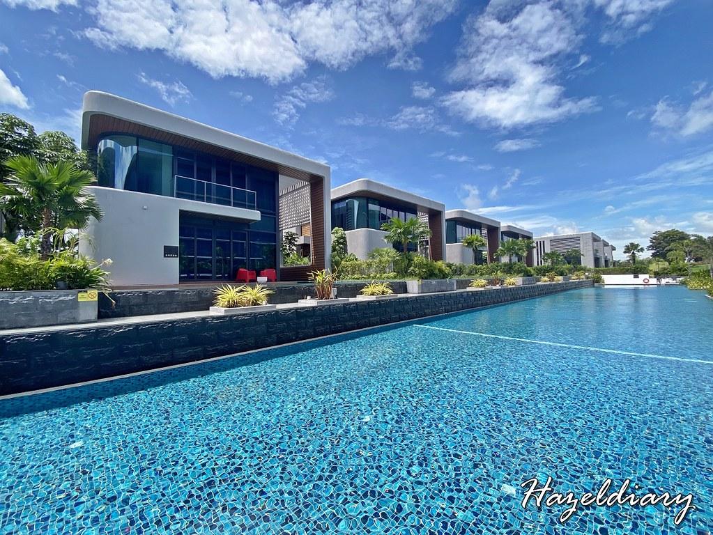 dusit thani laguna singapore Villa