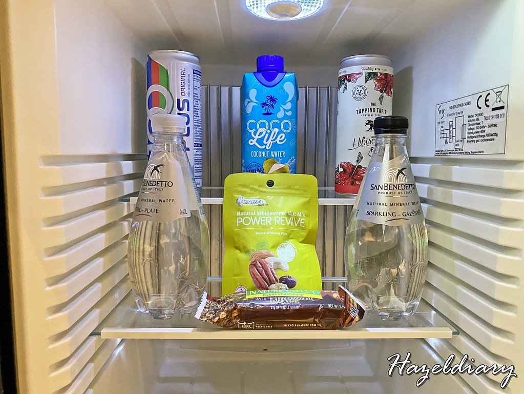 dusit thani laguna singapore hotel room-Mini Bar