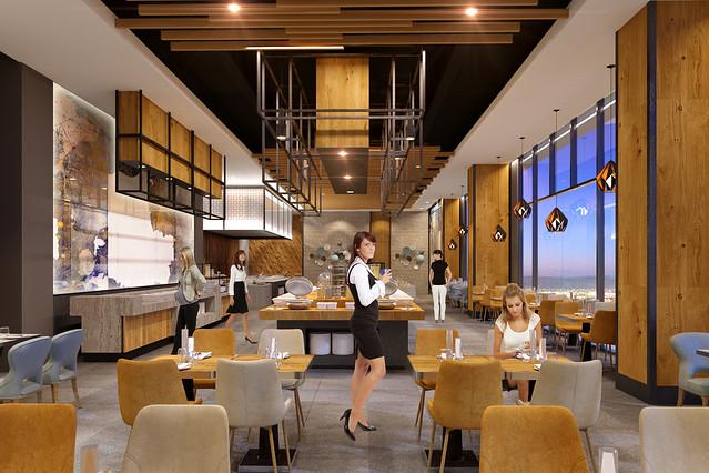Pendas Cafe Inside