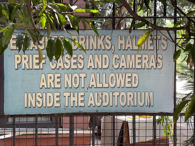 City Landmark - Siri Fort Auditorium, South Delhi