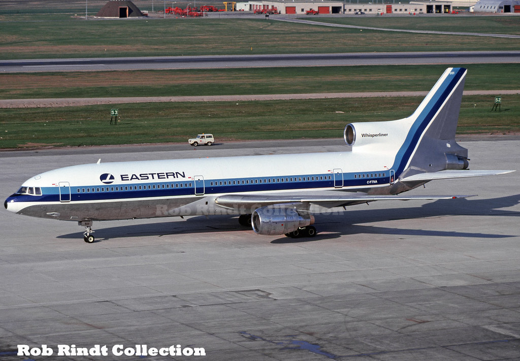 Eastern Airlines L1011-1 C-FTNA