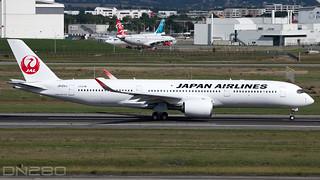 Japan Airlines A350-941 msn 356 JA12XJ