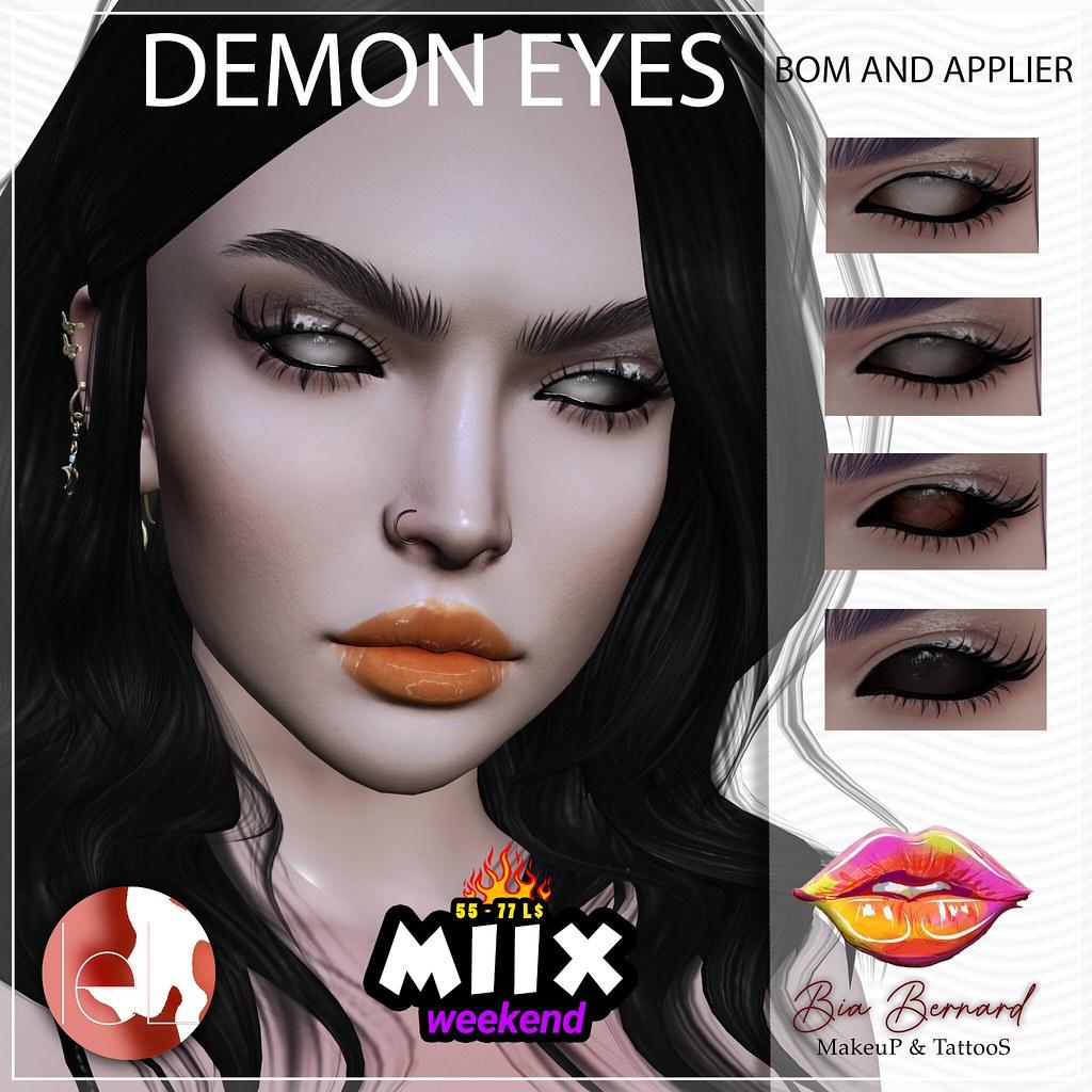Miix_BBStore_Demon Eyes – BOM-Lelutka EVO X