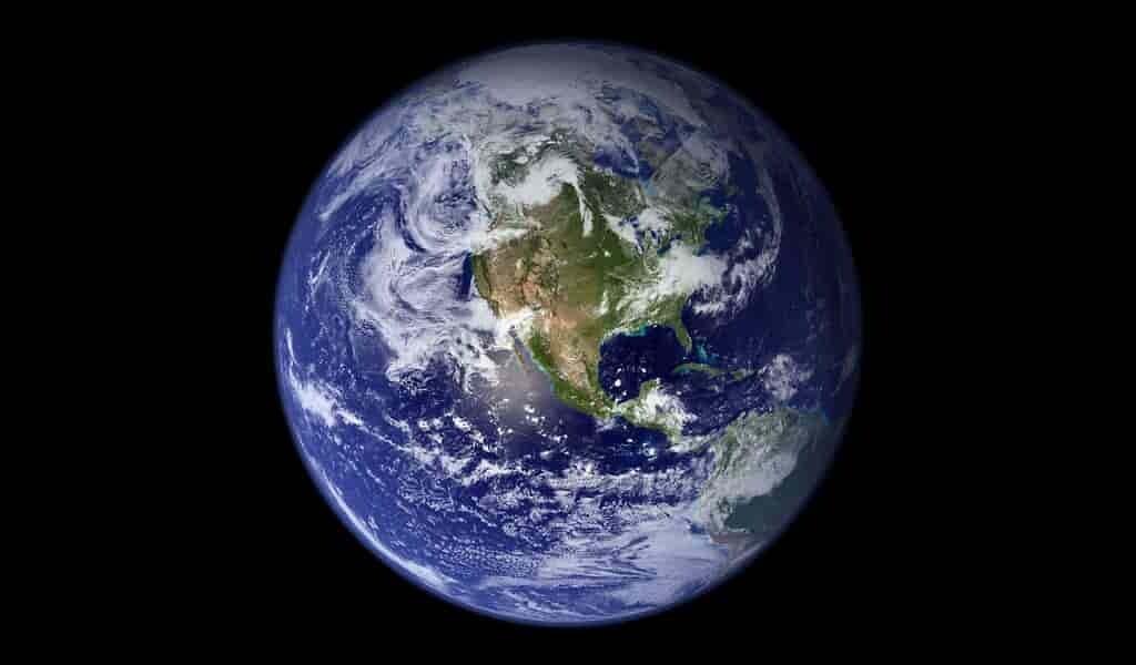 La Terre s'assombrit en raison du changement climatique