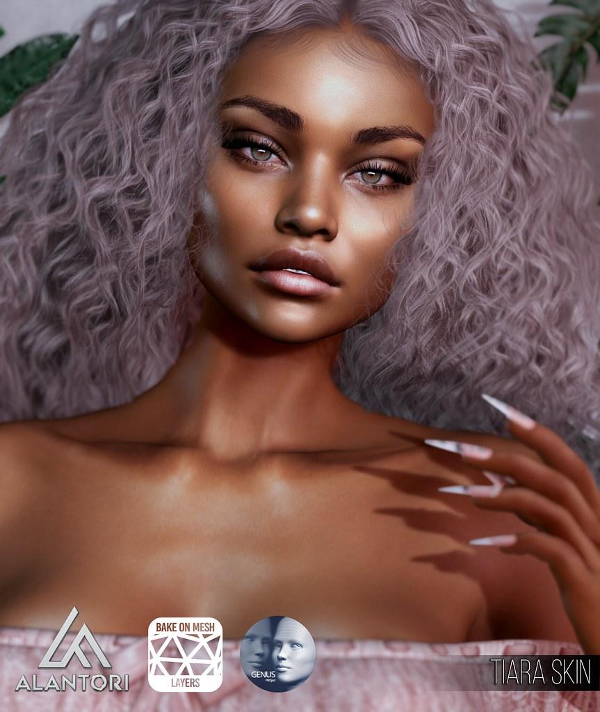 ALANTORI | Tiara Skin