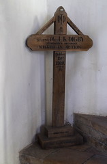 Lionel Kenelm Digby killed in action 1918