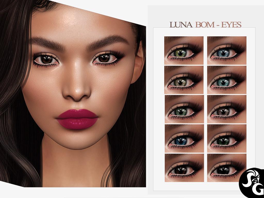 Luna BOM Eyes