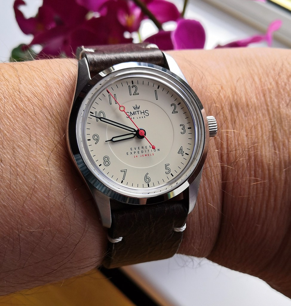 Smiths 'Everest Expedition' PRS-25W (Cal Miyota 9039)