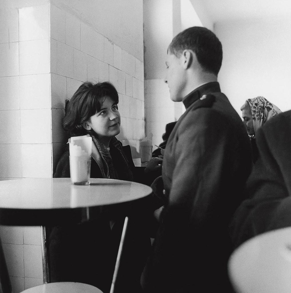 18. 1964. Свидание с солдатом