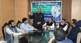 Rich Tributes Paid to Shaikh Tajammul-ul-Islam