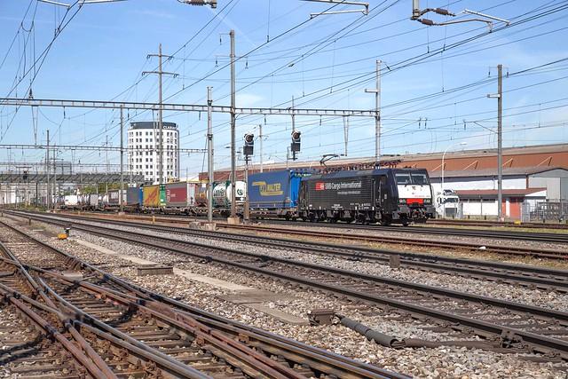 MRCE 189 996 Pratteln