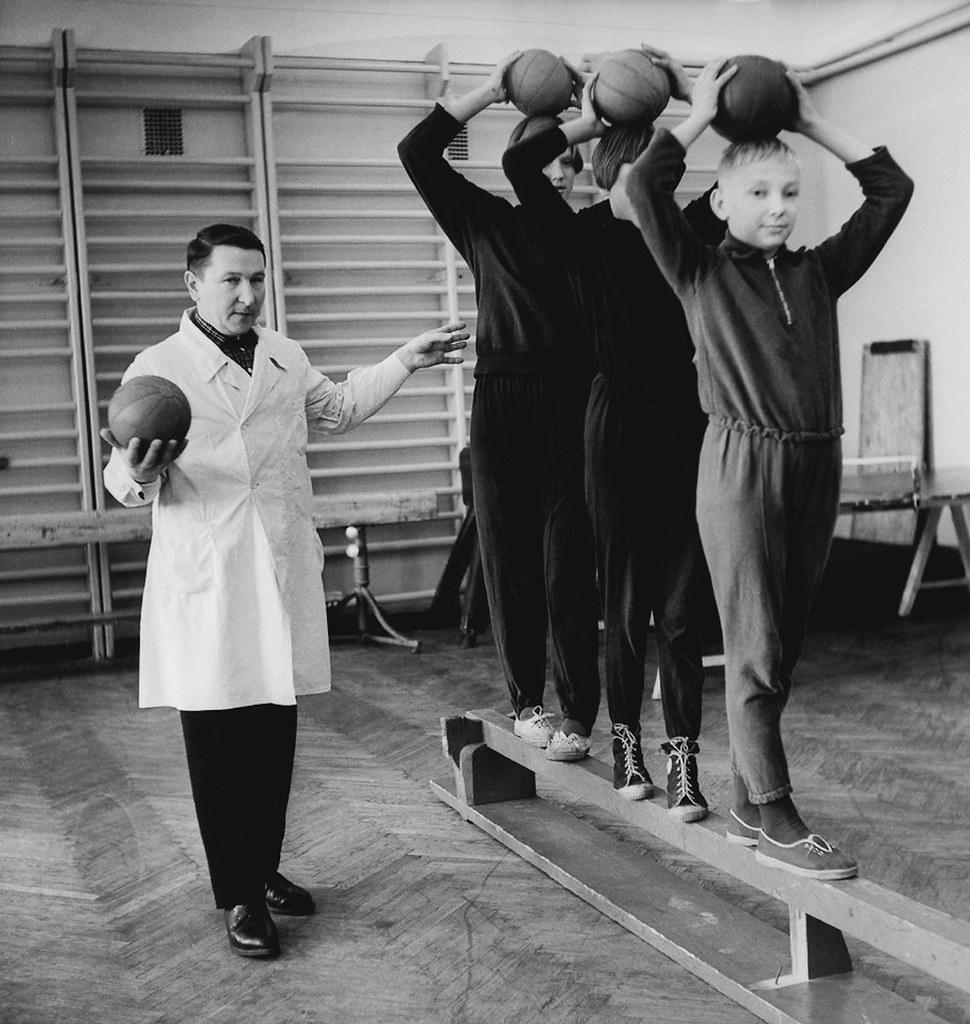 15. 1962. Школа для слепых детей