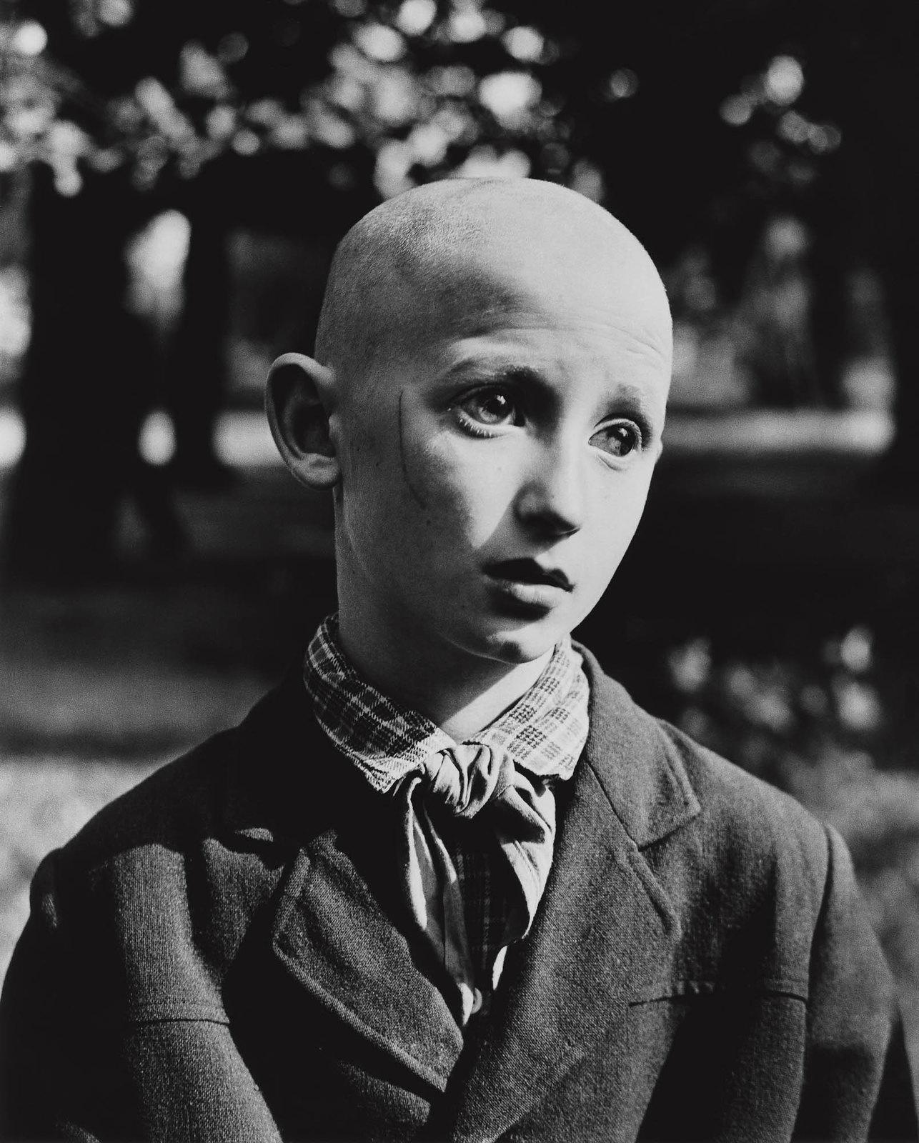 13. 1962. Каунас. Слепой пионер