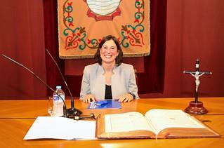 01/10/2021 - Toma de posesión de la nueva decana de Ciencias de la Salud, María Carrasco