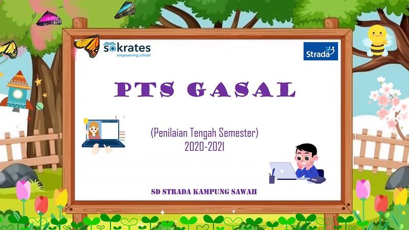 Akhir dari Pekan PTS Gasal SD Strada Kampung Sawah