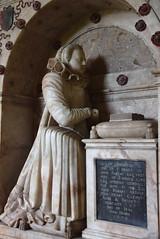 Dame Bridget Coke née Paston, 1598
