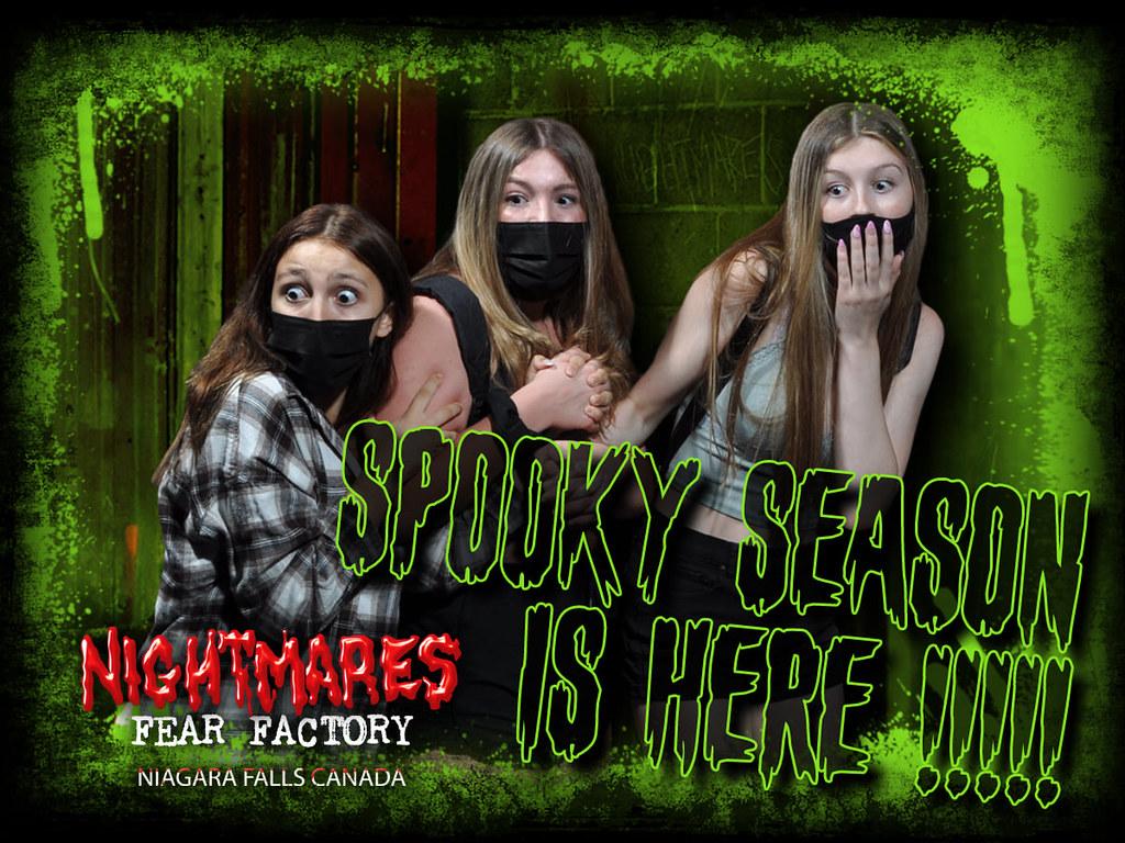Spooky Season is here!!!