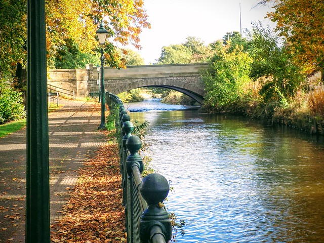 Bridge over the River Eden