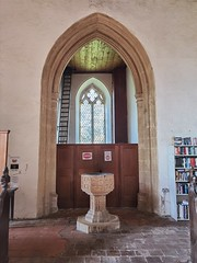 font and tower arch