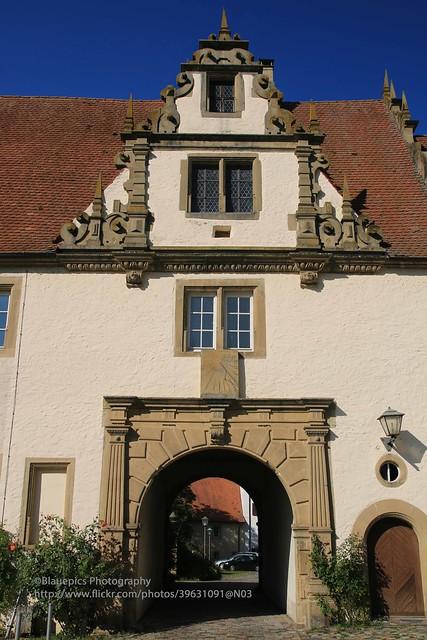 Schöntal, Schöntal abbey admin buildingchöntal_