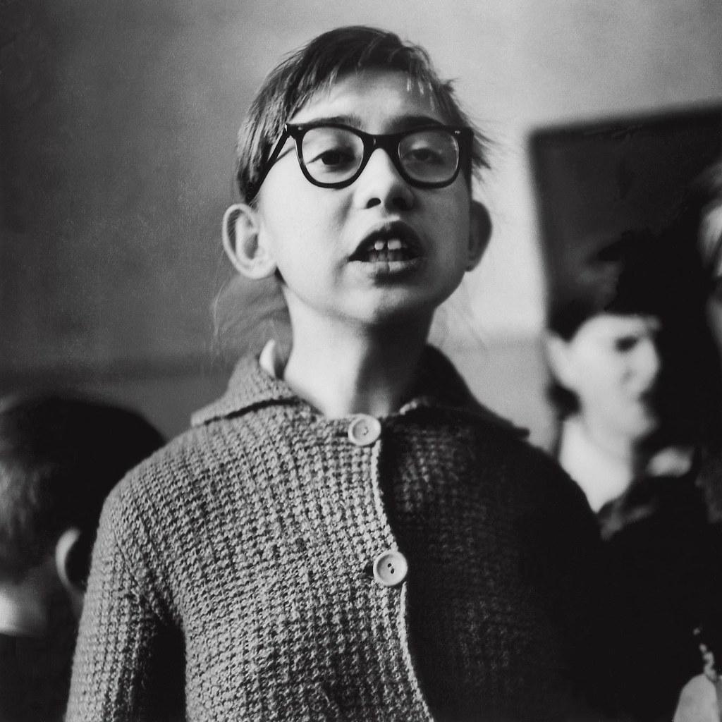 14. 1962. Школа для слепых детей. Песня.