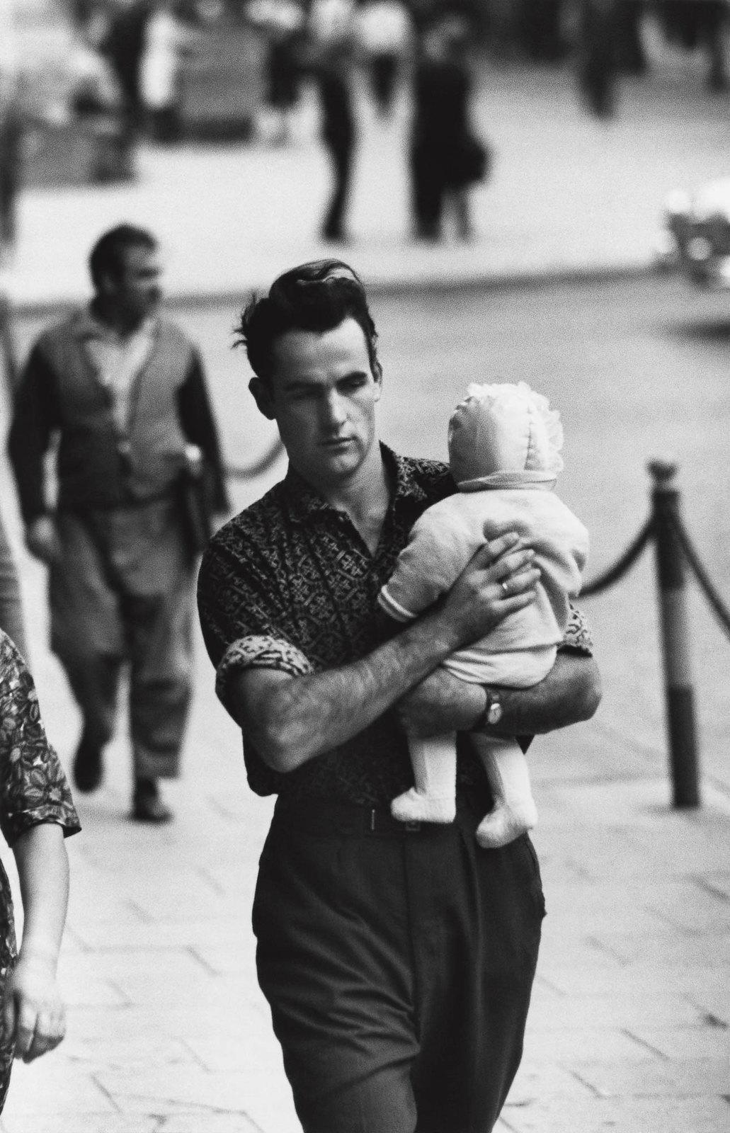 12. 1962. Вильнюс. Молодой отец