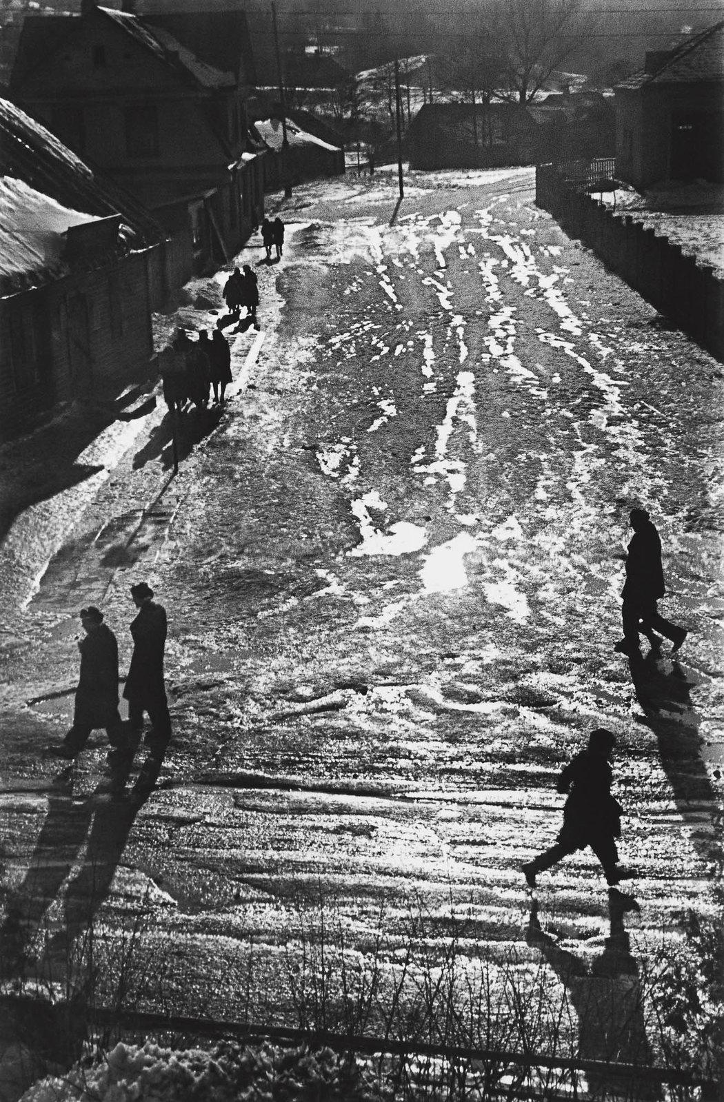 07. 1960. Вильнюс. Весна. Март