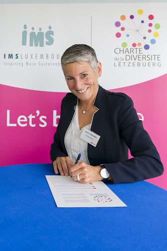 11e session de signature officielle de la Charte de la Diversité Lëtzebuerg le 30 septembre 2021