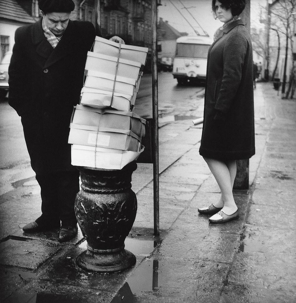 20. 1965. Автовокзал